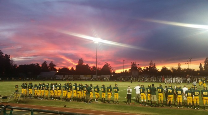 Placer VS Nevada Union Picture Slideshow 8/29