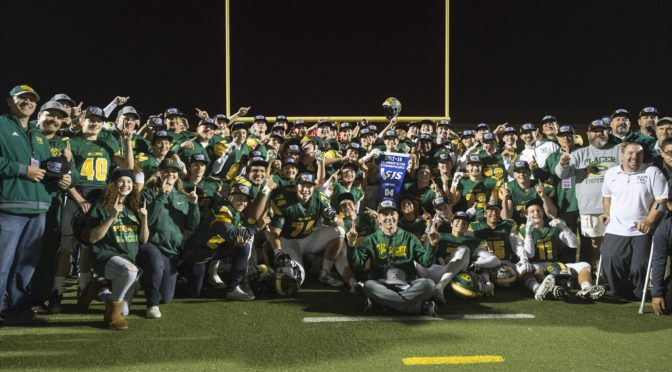 Placer Wins Section Title!