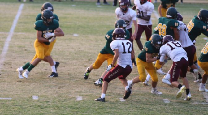 JV vs Del Campo: 9/20/18 (Varsity and Freshmen Bye Week)