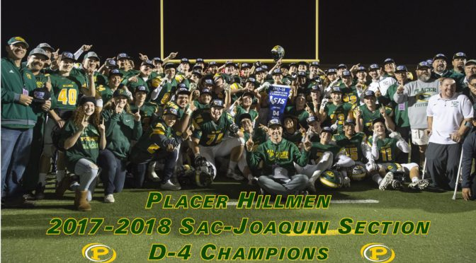 SJS Div III Section Championship: Placer vs Capital Christian!